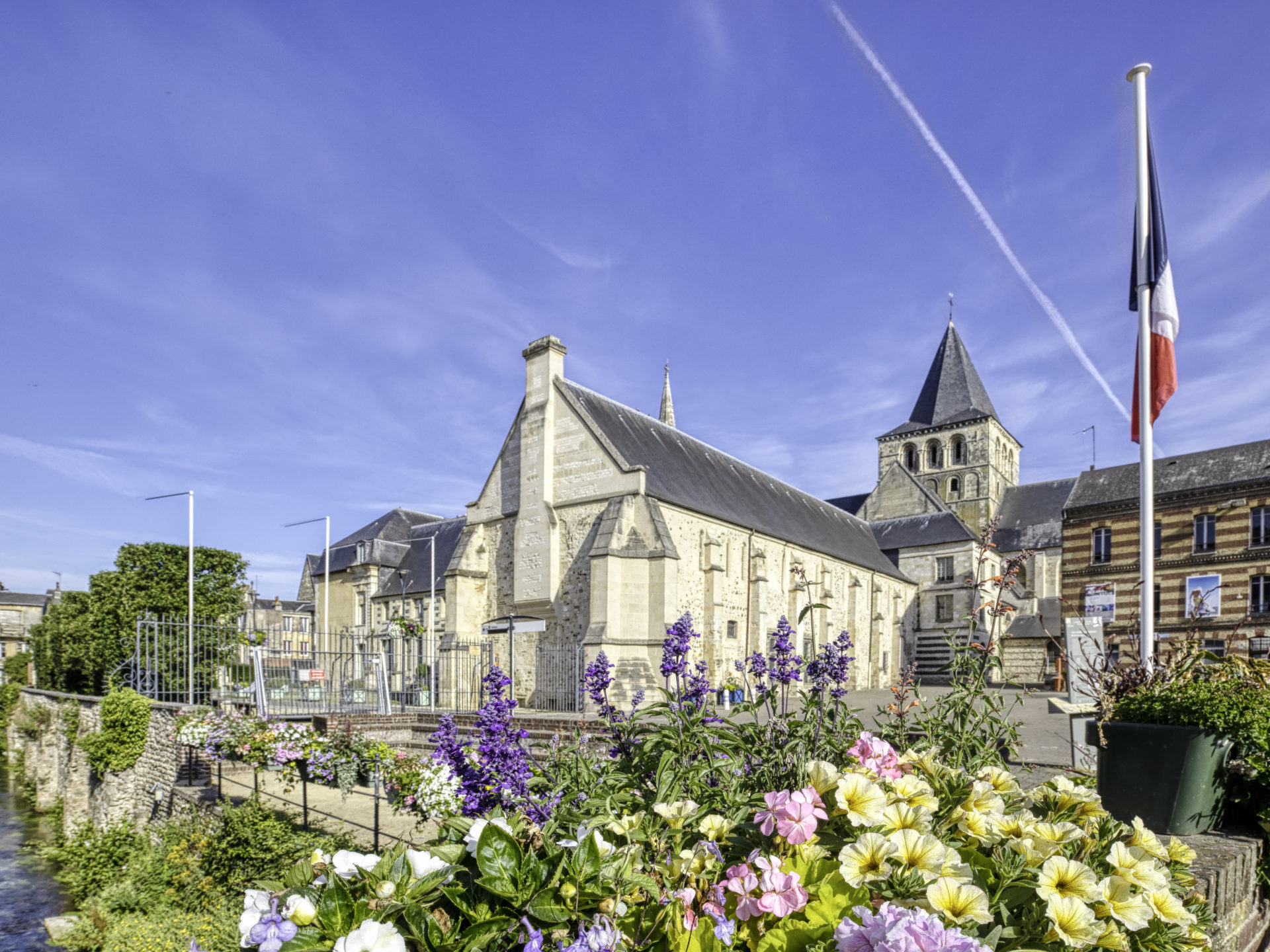 Abbaye Montivilliers©Jacques Basile(11)