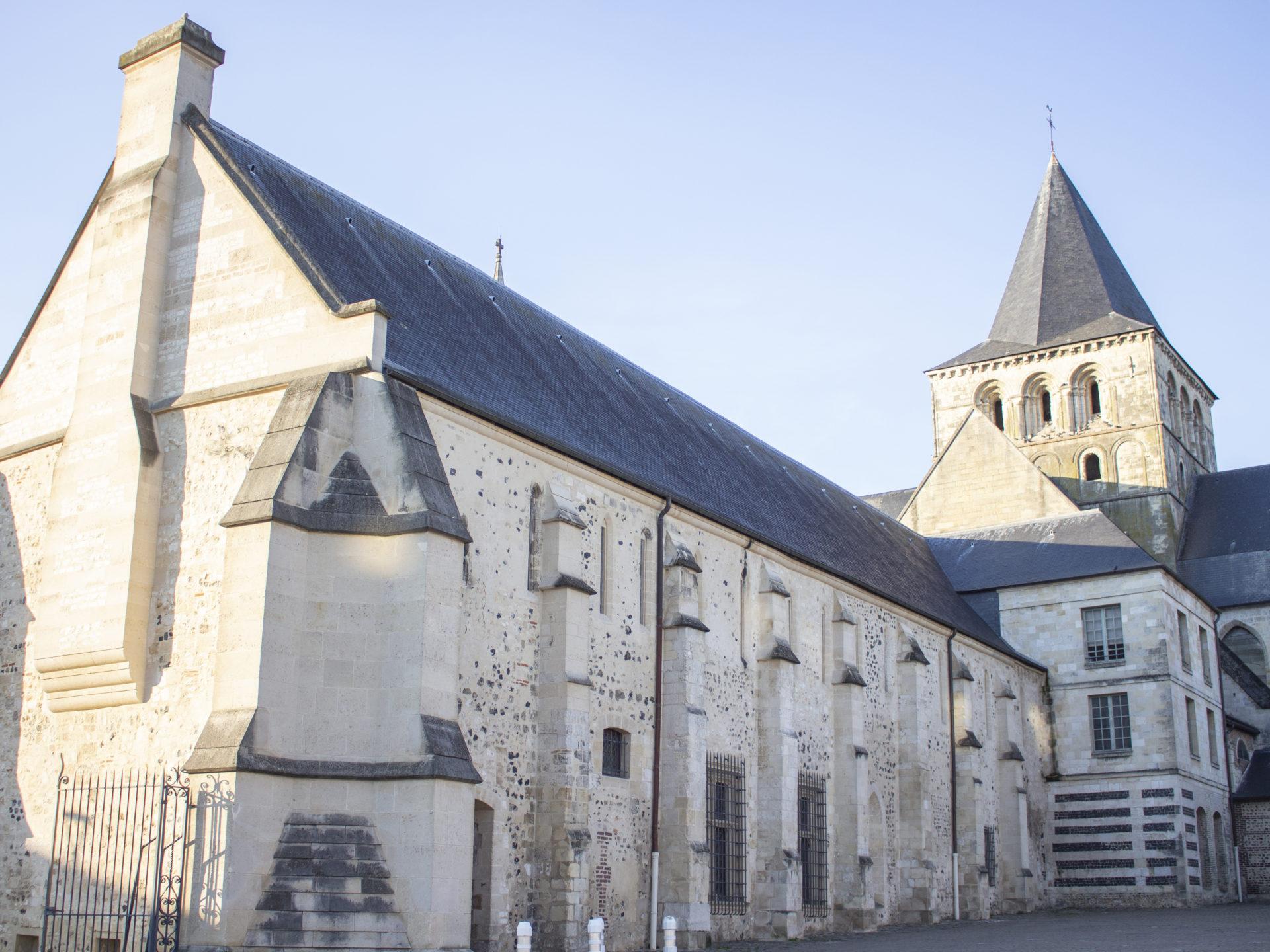Abbaye De Montivilliers©Nathanelle Girard