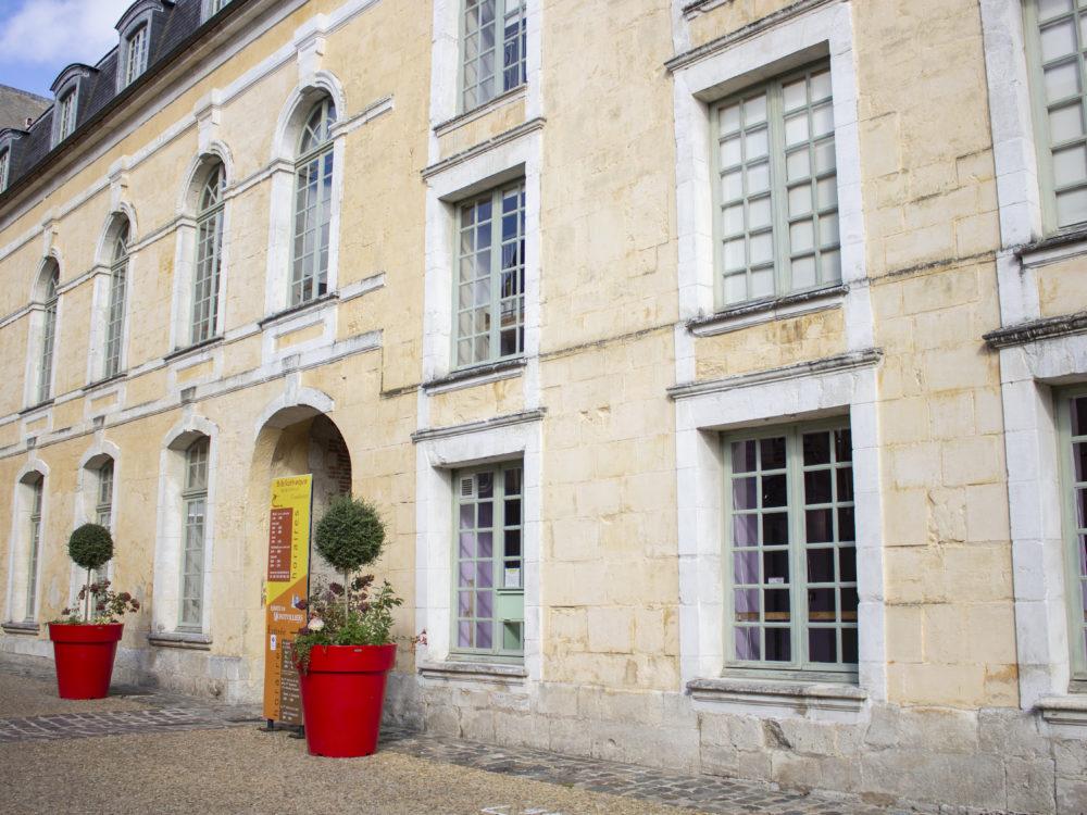 Bibliothèque Condorcet Montivilliers©Nathanaëlle Girard