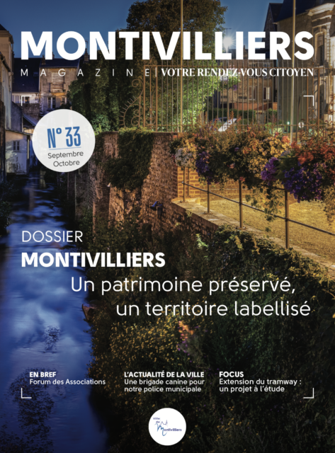 Montivilliers magazine #33