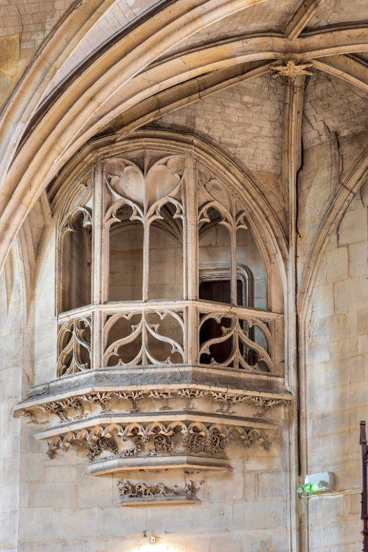 Eglise Abbatiale Montivilliers©Jacques Basille (2)
