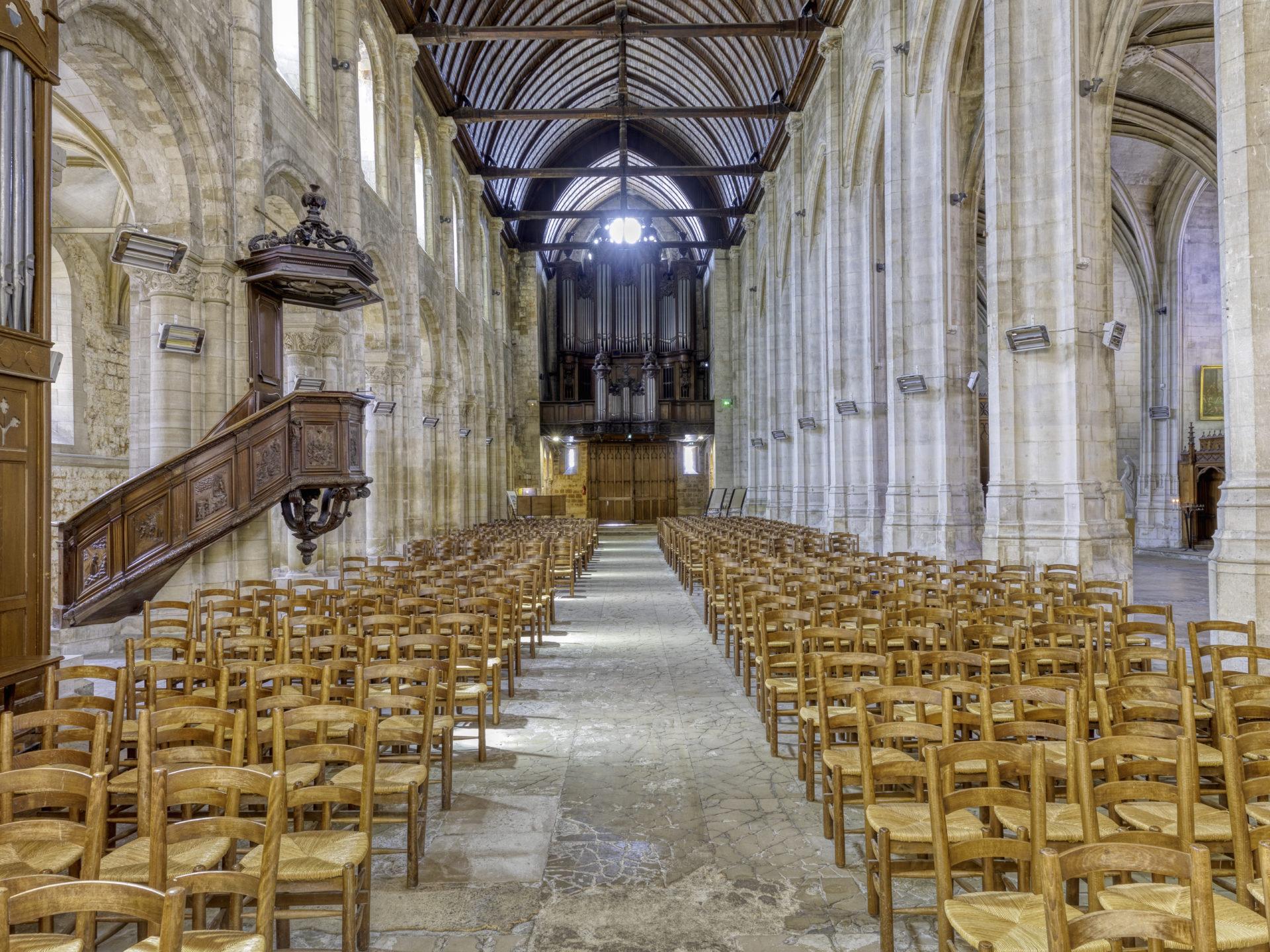 Eglise Abbatiale Montivilliers©Jacques Basille (6)