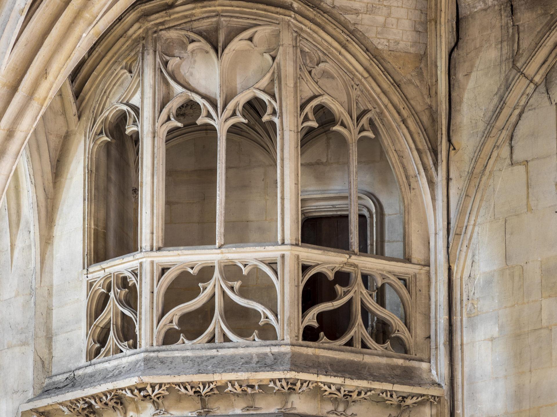 Eglise Abbatiale Montivilliers©Jacques Basille (7)