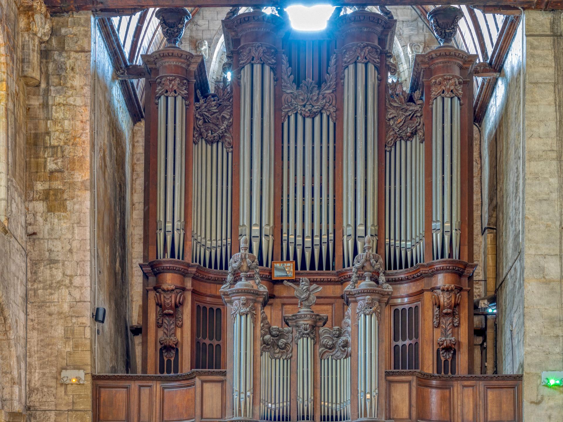 Eglise Abbatiale Montivilliers©Jacques Basille (8)