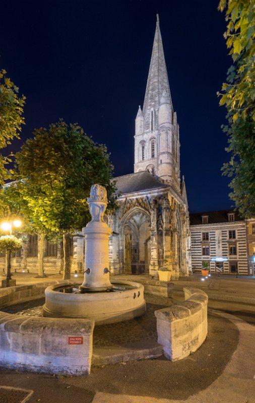 Eglise Abbatiale Montivilliers©Jacques Basille