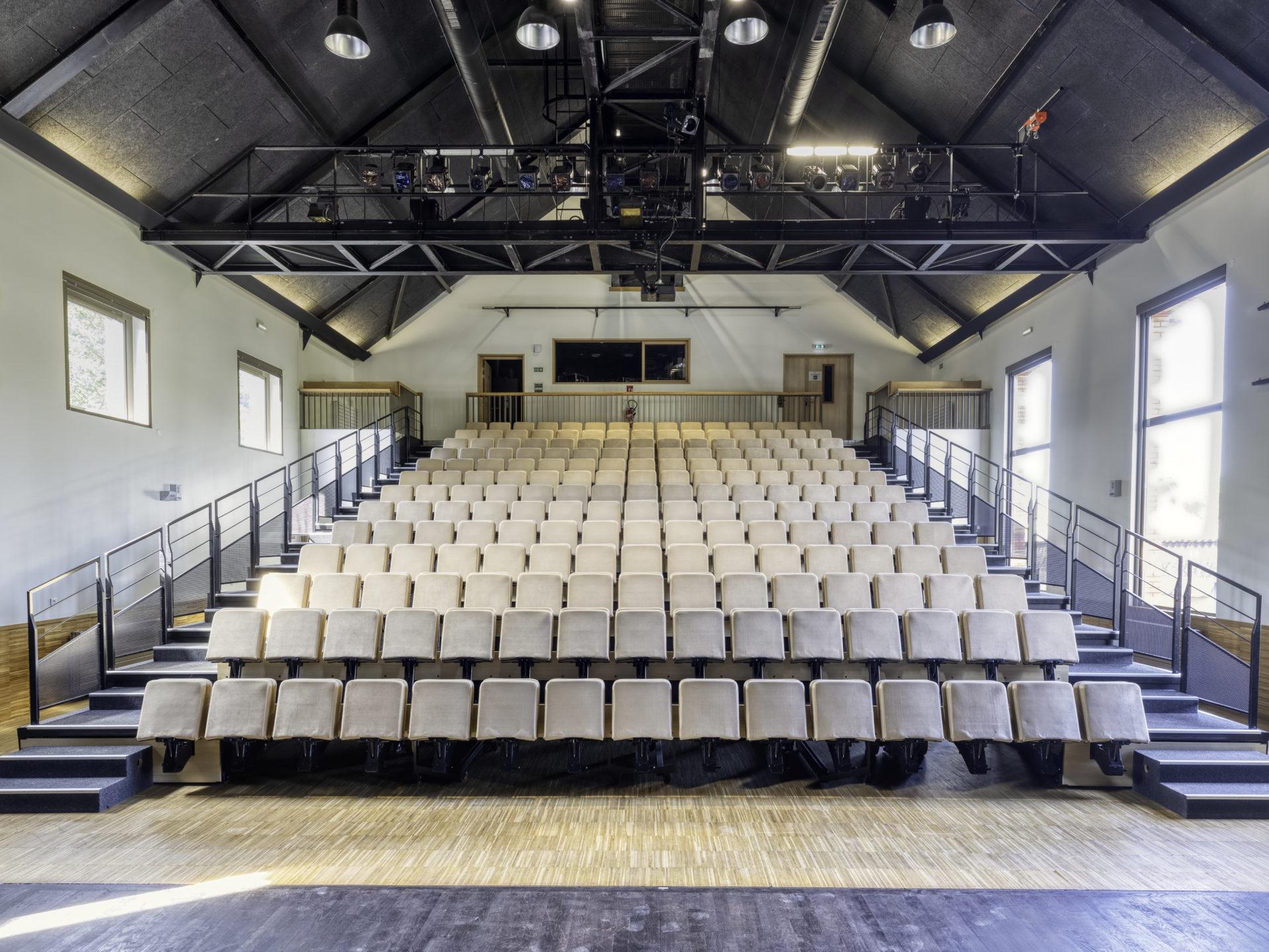 Salle Michel Valléry Montivilliers©Jacques Basile (2)