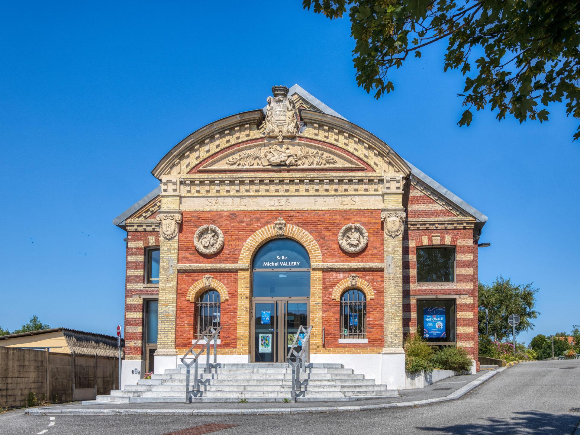Salle Michel Vallery Montivilliers©Jacques Basile