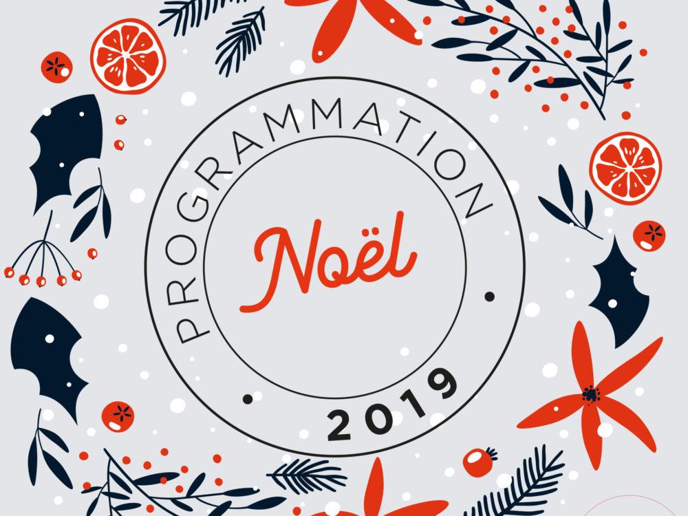 PROGRAMMATION NOEL 2019