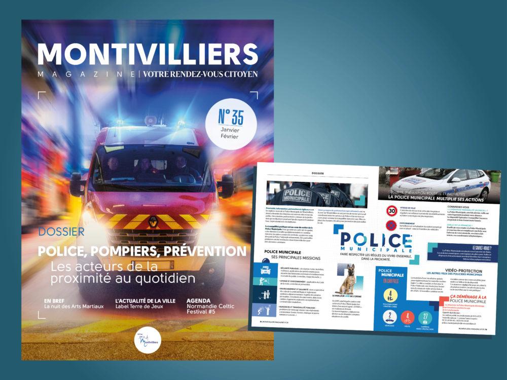 Montivilliers Magazine #35