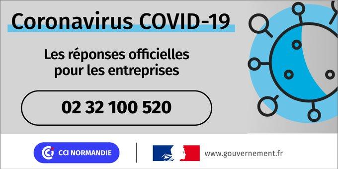 CCI Normandie - Informations entreprises