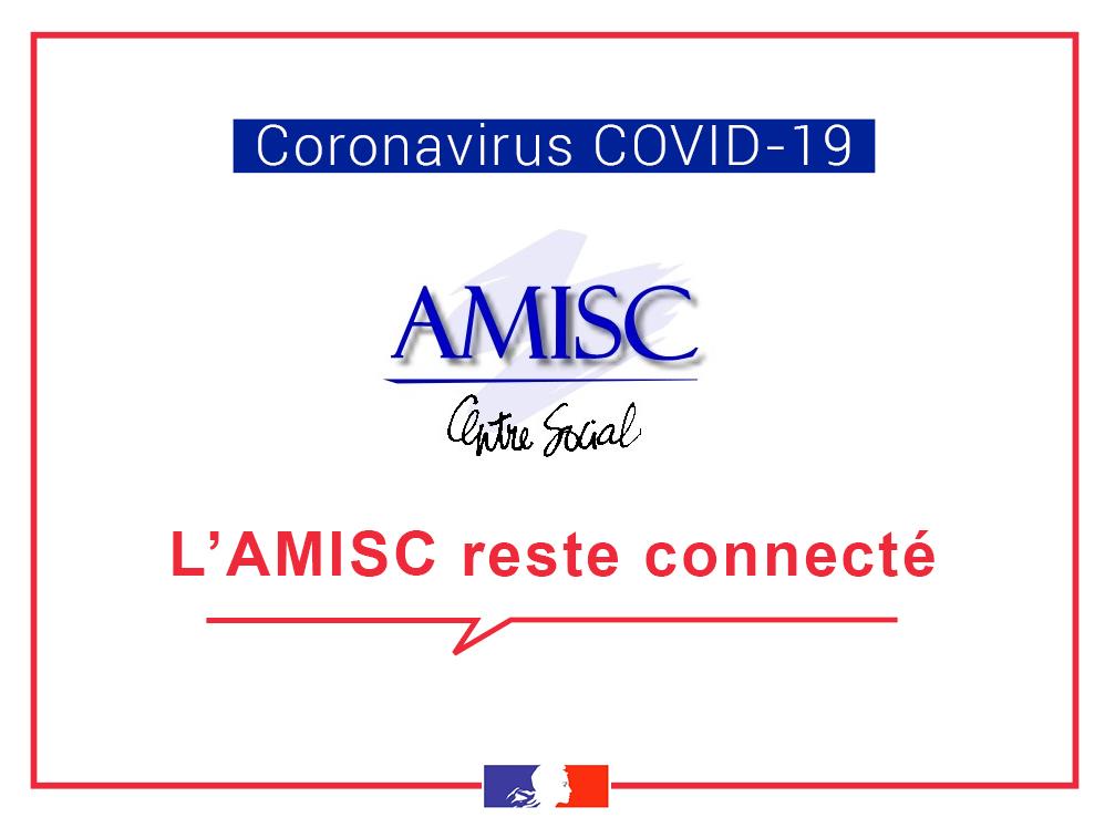 [COVID-19] – L'AMISC reste connecté avec les Montivillons