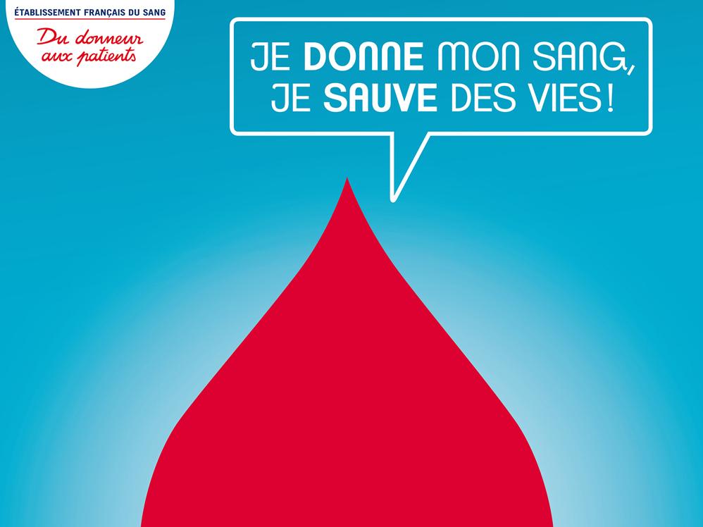Don du sang – Mercredi 29 juillet 2020