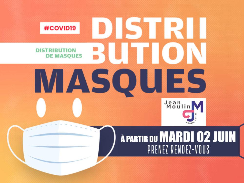Montivilliers solidaire : 1 MASQUE = 1 HABITANT