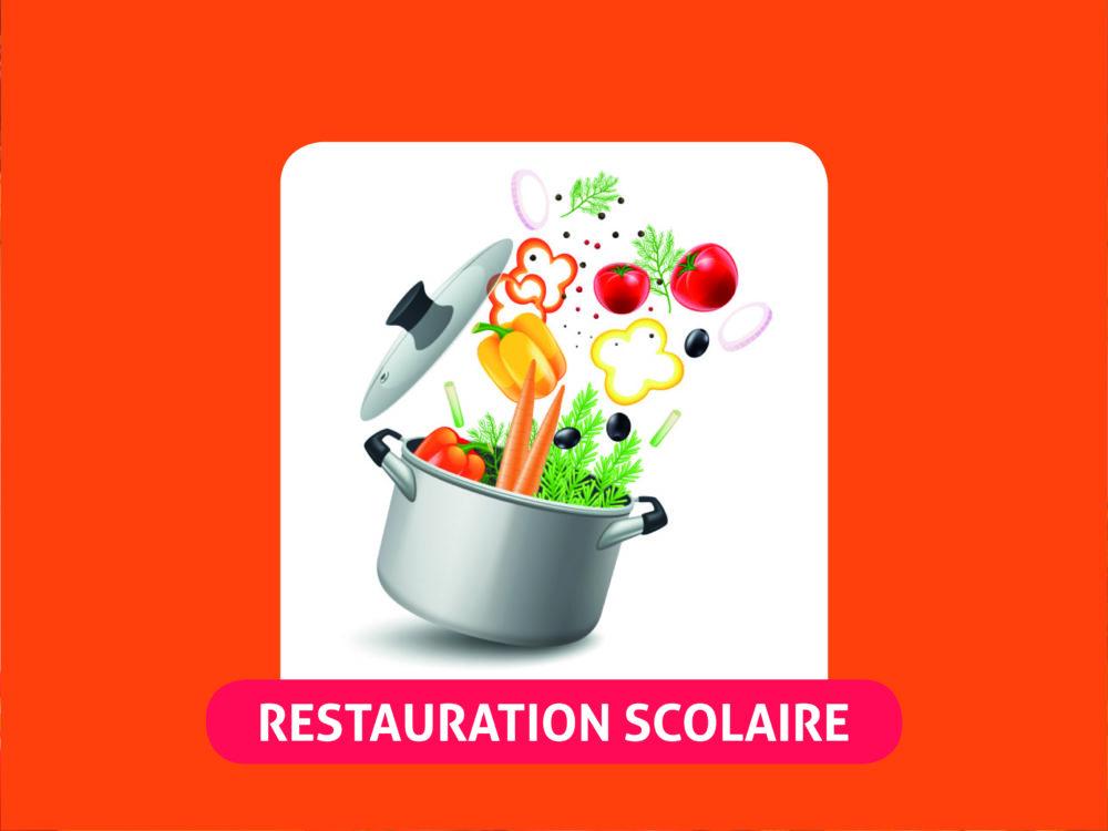 RESTAURATION SCOLAIRE – du 22 juin au 03 juillet 2020
