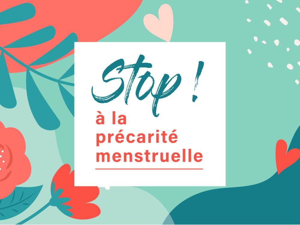 Lutte contre la précarité menstruelle