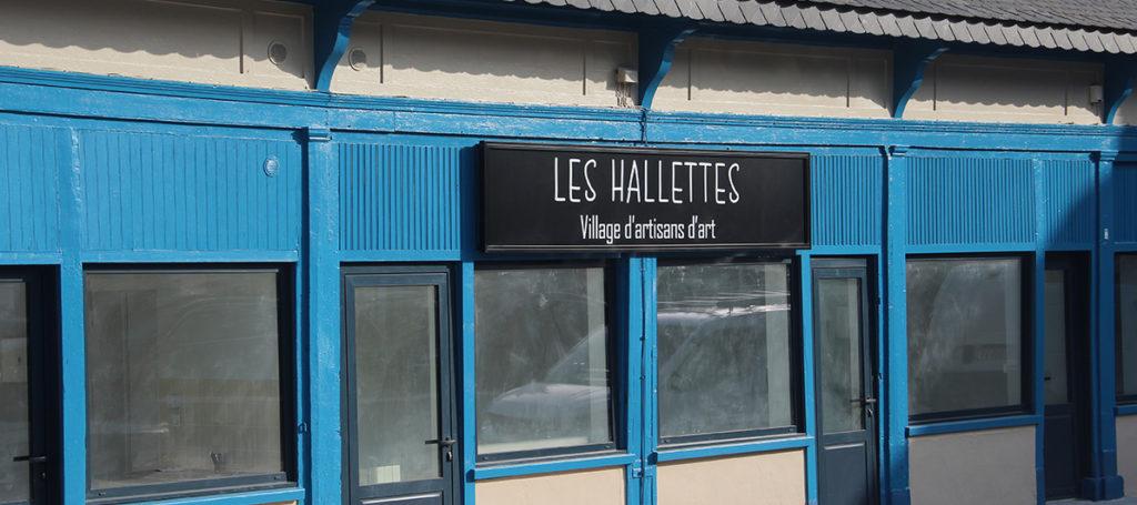 Les Hallettes, village d'artisans d'art