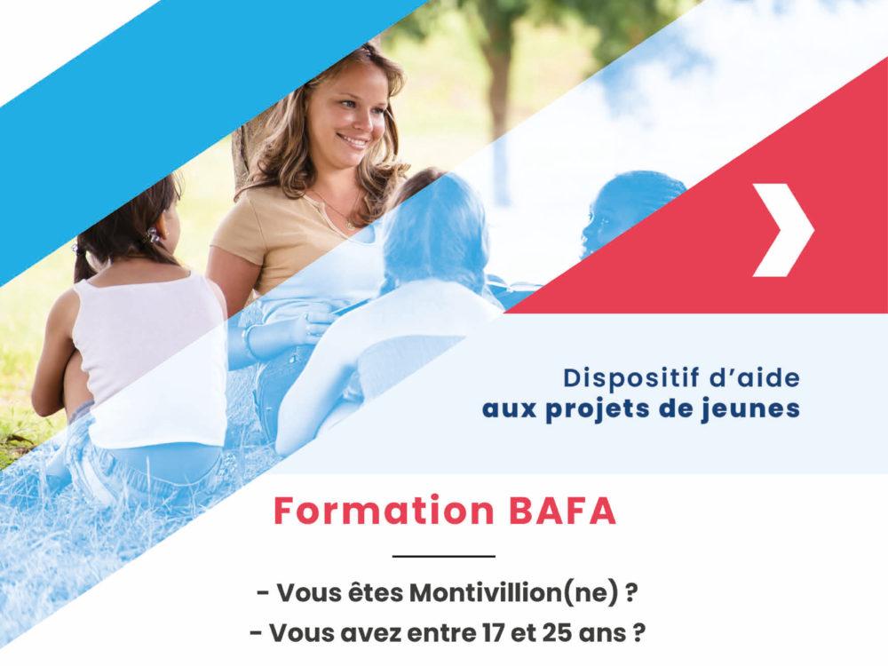 La Ville de Montivilliers aide les jeunes à passer le BAFA
