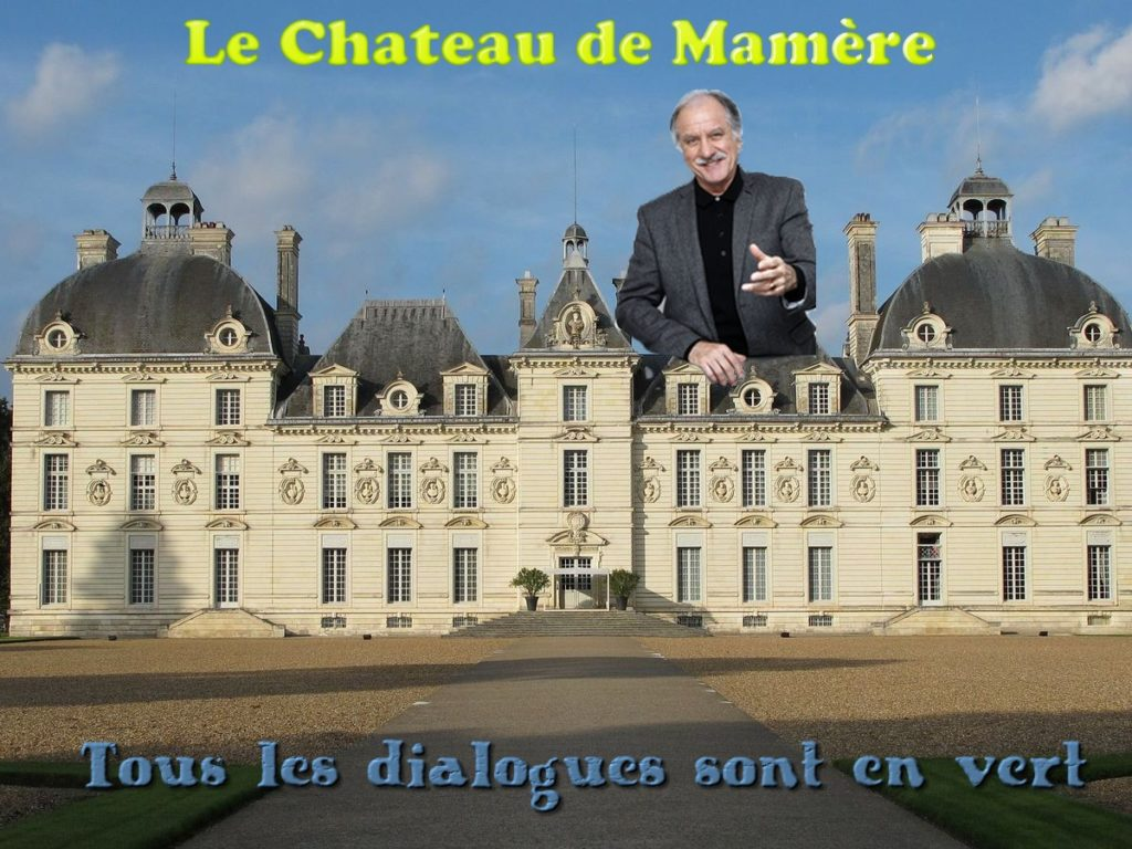 « Le château de ma mère » - Cyrille MICHEL<br /> D'après l'œuvre de Marcel PAGNOL