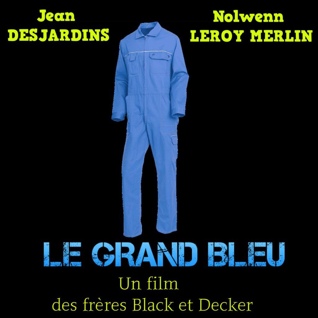 « Le Grand Bleu » - Cyrille MICHEL<br /> D'après « Le Grand Bleu » de Luc BESSON