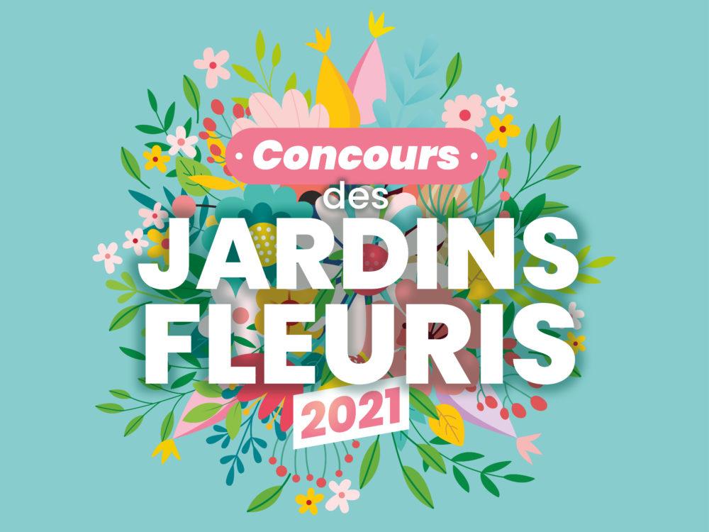 Concours jardins fleuris 2021