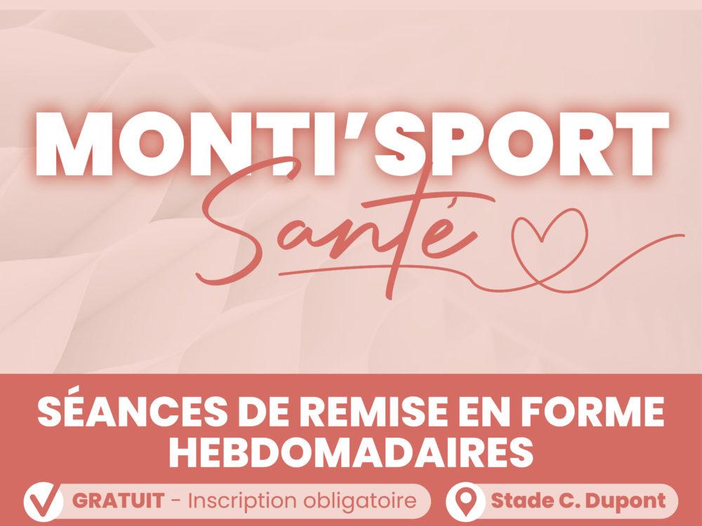 Monti'Sport Santé