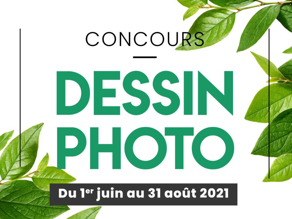 Grand concours dessin/photo