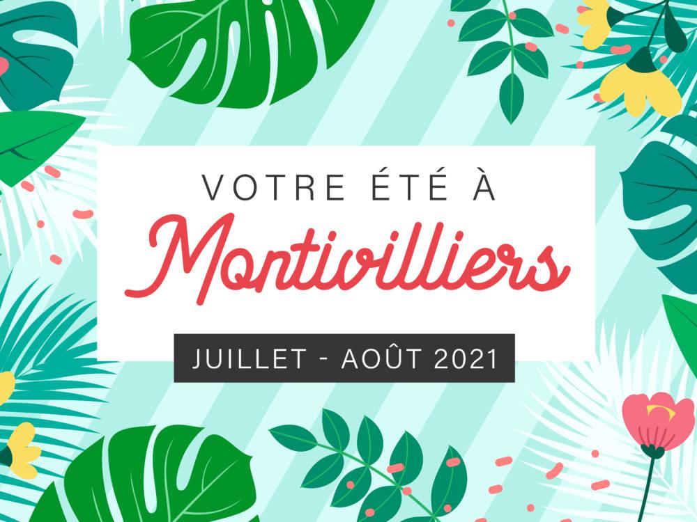 Votre été à Montivilliers